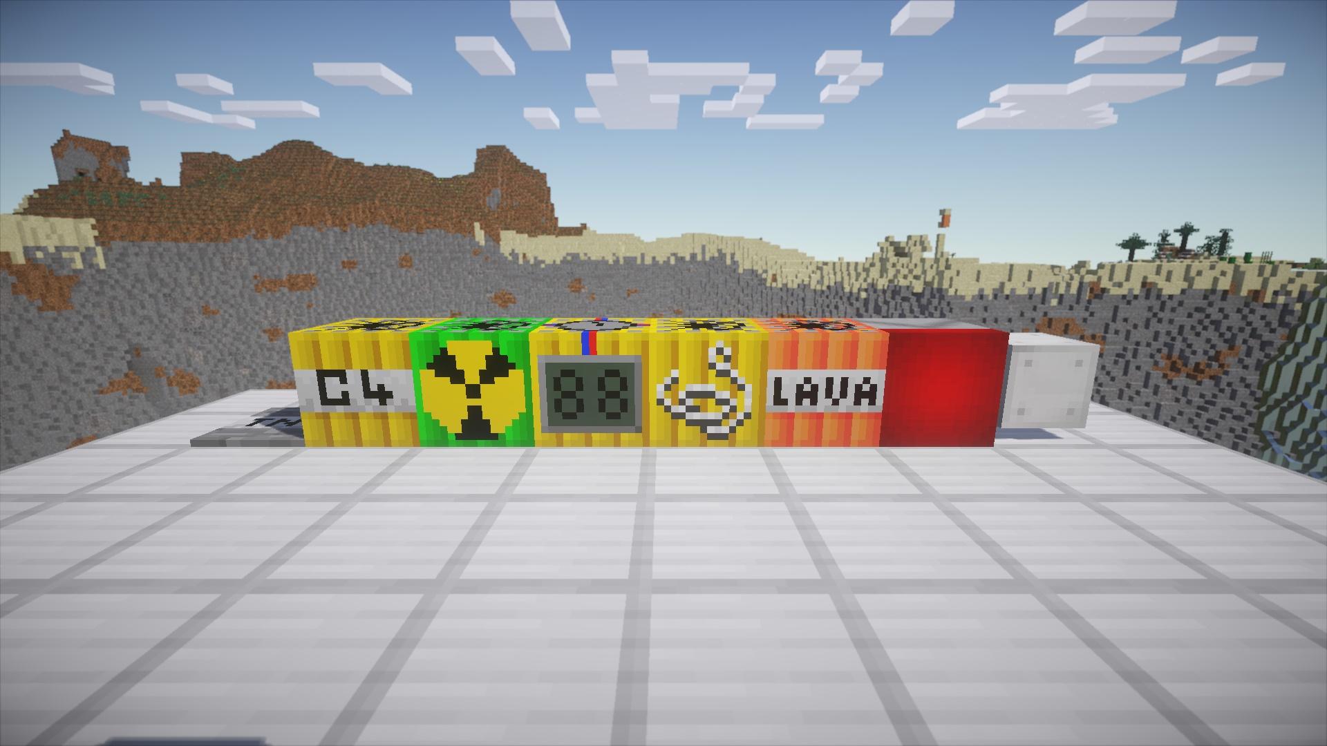 minecraft more explosives mod download