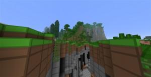Atemberaubende neue Landschaften und Bionome.